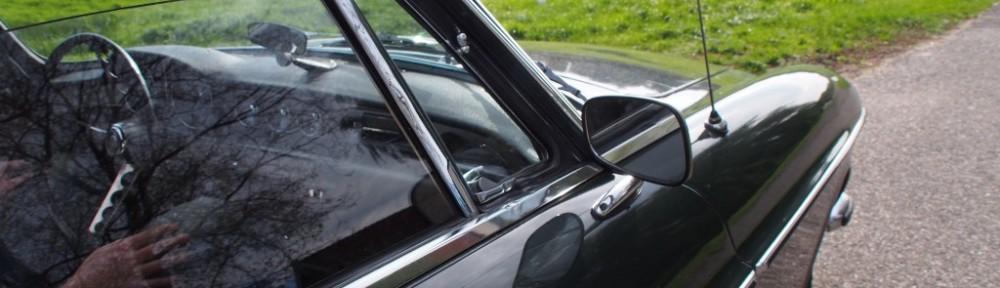 Volvo 1800S 1967 #23424